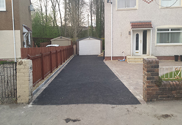 tarmac driveways falkirk stirling