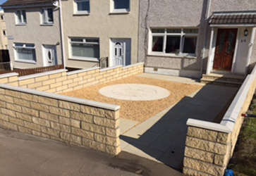 paving airdrie