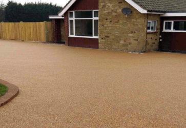 tarmac and resin driveway