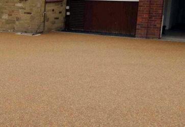 tarmac resin bonded driveway